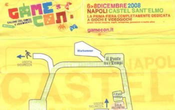 Gamecon 2008, bilancio e reportage