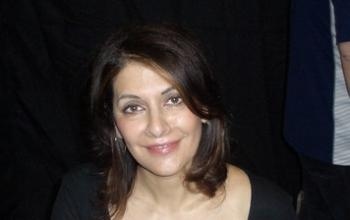 Marina Sirtis all'Eurocon