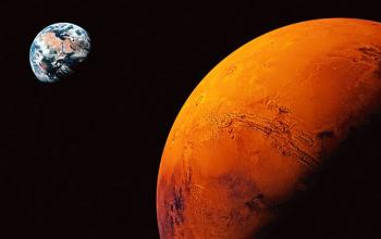 La vita terrestre arriva da Marte?