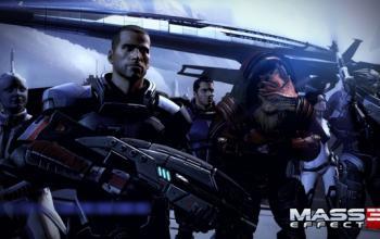 Mass Effect 3: Farewell Shepard