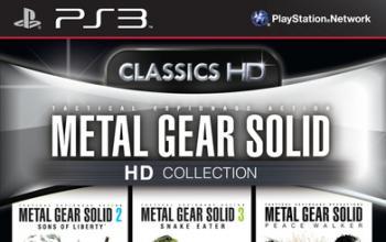 L'antologia di Metal Gear Solid