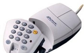 Il mouse telefonico