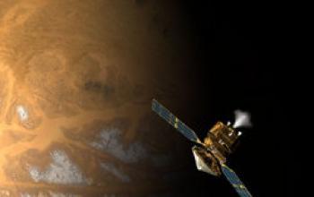 Un'altra sonda intorno a Marte