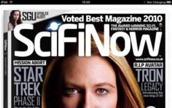 SciFi Now, ora anche su iPad