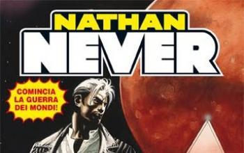Una nuova saga per Nathan Never
