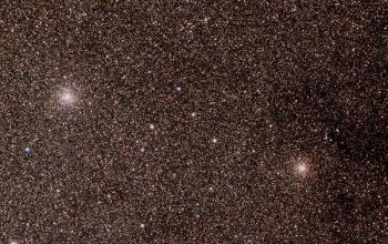 Gigantesche stelle-trottola ai primordi dell'universo