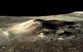 Tracce di vita su Marte?