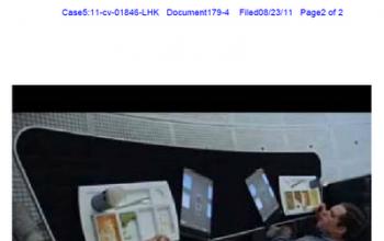 Causa Apple contro Samsung: chiamato a deporre Hal 9000