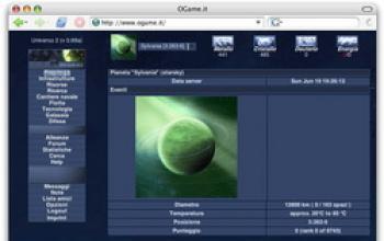"Ogame, la nuova esperienza ""galattica"" online"