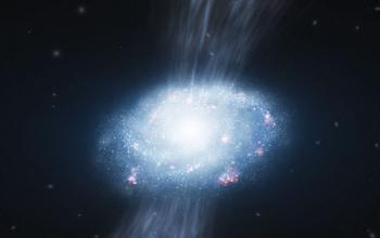 Ecco la galassia più antica dell'universo. Per ora