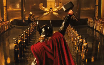 Thor è arrivato sulla Terra