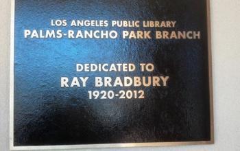 Una biblioteca dedicata a Ray Bradbury