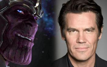 Josh Brolin sarà Thanos in Guardians of the Galaxy