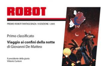 Premio Robot: 1, 2 o... X