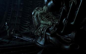 Prometheus: il destino maledetto dell'Uomo secondo Ridley Scott