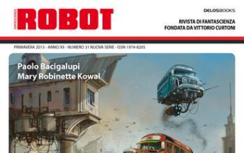 Robot 71 disponibile in digitale (e offertona sugli arretrati)