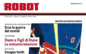 Premio Robot: i magnifici tre