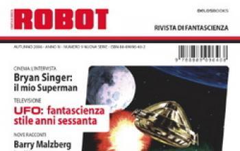 Ritorna il Premio Robot