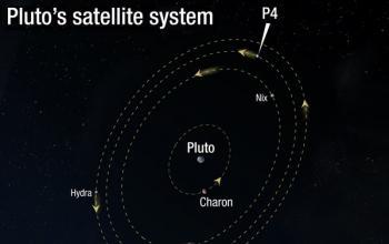 Quattro lune per Plutone