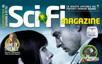 Addio SciFiNow, benvenuta Sci Fi Magazine