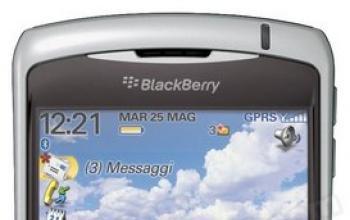 Il BlackBerry fantasma