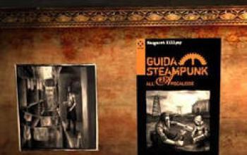 Apocalisse steampunk al Delos BookClub