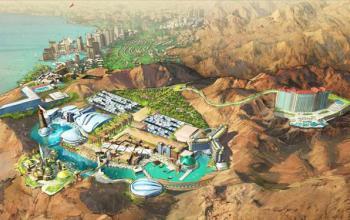 Parco a tema Star Trek in Giordania