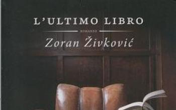 L'ultimo libro di Zoran Zivkovic