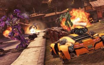 Transformers 3: gli antefatti in un gioco