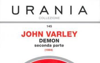 Si conclude il ciclo di Gea di John Varley