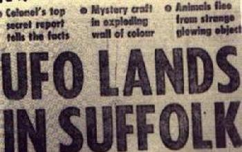 L'Inghilterra apre i suoi archivi sugli UFO