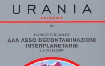 Un'antologia dedicata a Robert Sheckley