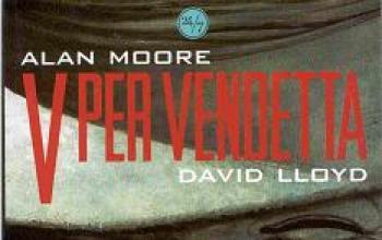 V per Vendetta torna in libreria