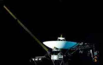 Piccolo giallo per la sonda Voyager 2