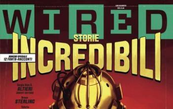 Wired, storie incredibili di fantascienza in edicola