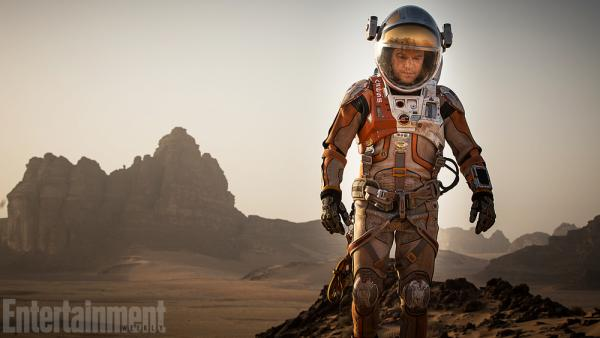 The Martian raccontato da Ridley Scott