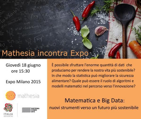 Matematica e Big Data
