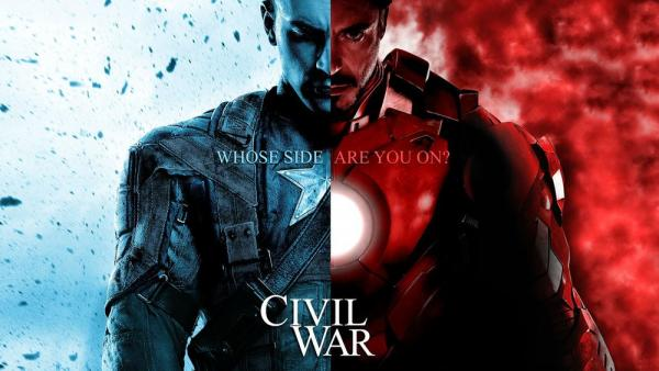 Captain America Civil War: ecco il trailer (da brivido!)