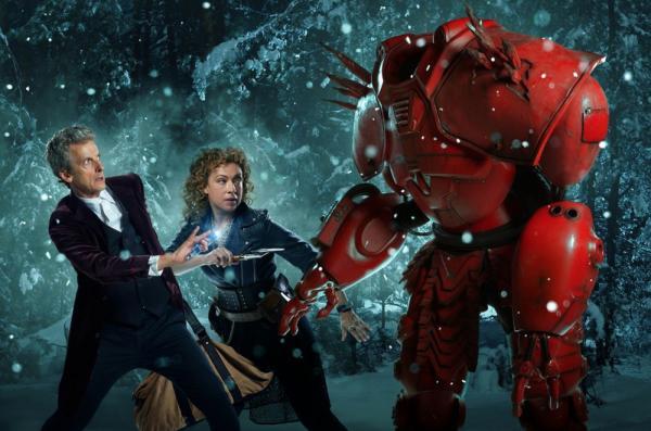 Doctor Who: il ritorno di River Song raccontato da Steven Moffat