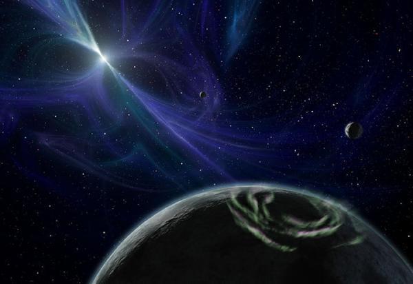 Il sistema PSR B1257+12 – fonte IAU