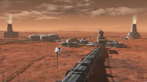 Su Marte, nessuno può sentirti urlare...