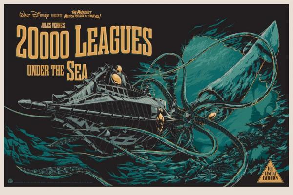 c'era una volta 20,000 leghe sotto i mari