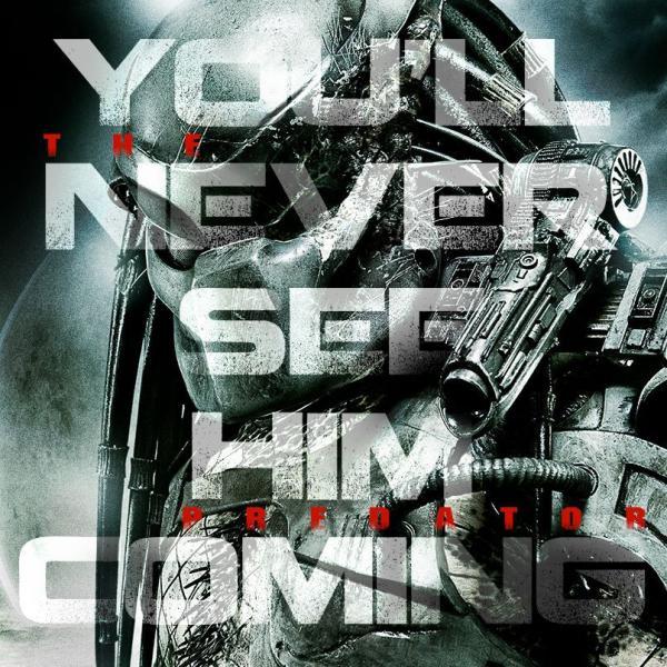 Il teaser poster ufficiale di The Predator (2018)