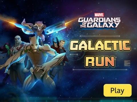Guardians of the Galaxy: Galactic Run