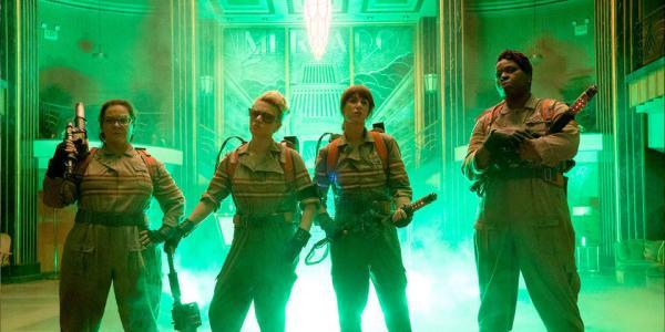 Fantascienza.com, il meglio della settimana delle Ghostbusters