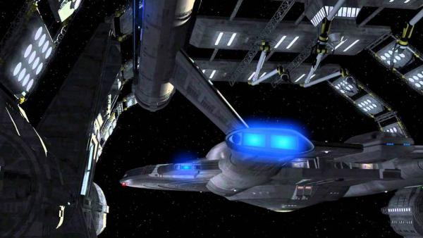 Se Gerry Anderson avesse fatto Star Trek