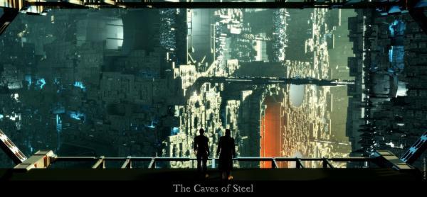 Abissi d'acciaio: prende forma il film tratto dal romanzo di Asimov