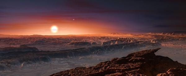 Proxima b: ecco il pianeta abitabile più vicino a noi