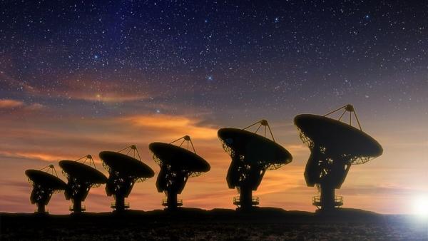 SETI: captato un segnale da una civiltà extraterrestre?
