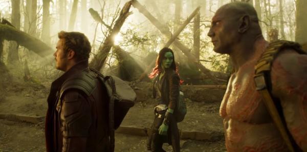 Guardiani della galassia vol. 2: arriva il nuovo trailer